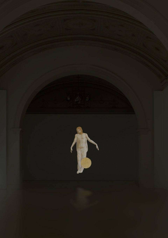 2011 | Jesus playing Basketball | Videoanimation | Johannes Karl