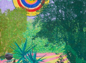 2020 | Parason | Pigmentmarker auf Papier | Johannes Karl | 60x80 cm